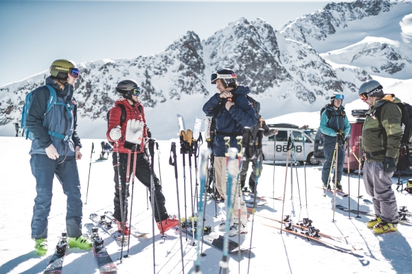 Das Ladies Freeride Special in Saalbach
