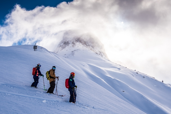 Arlberg Freeride Safari