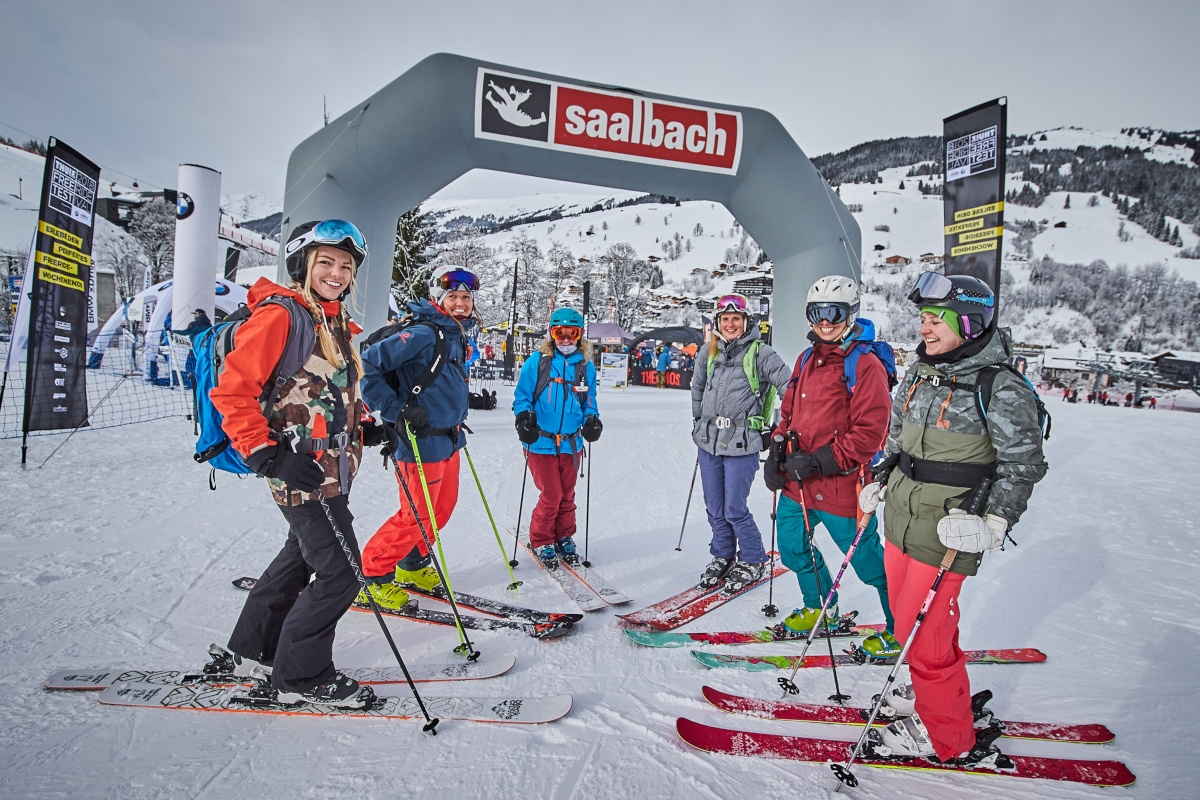 "Freeride Guiding ""Women only"""